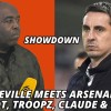 Gary Neville vs ArsenalFanTV: Did the Anti-Wenger Brigade Further Their Cause?