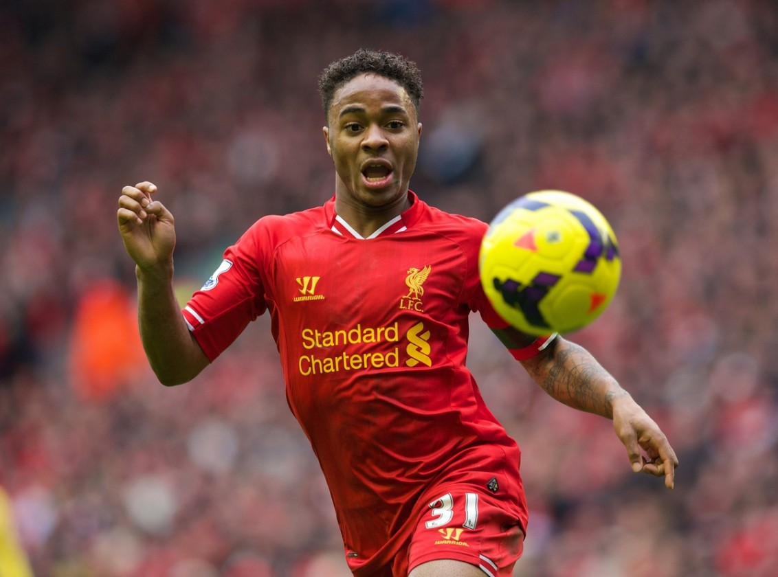 Sterling dazzles against norwich pads resume football rants for The sterling