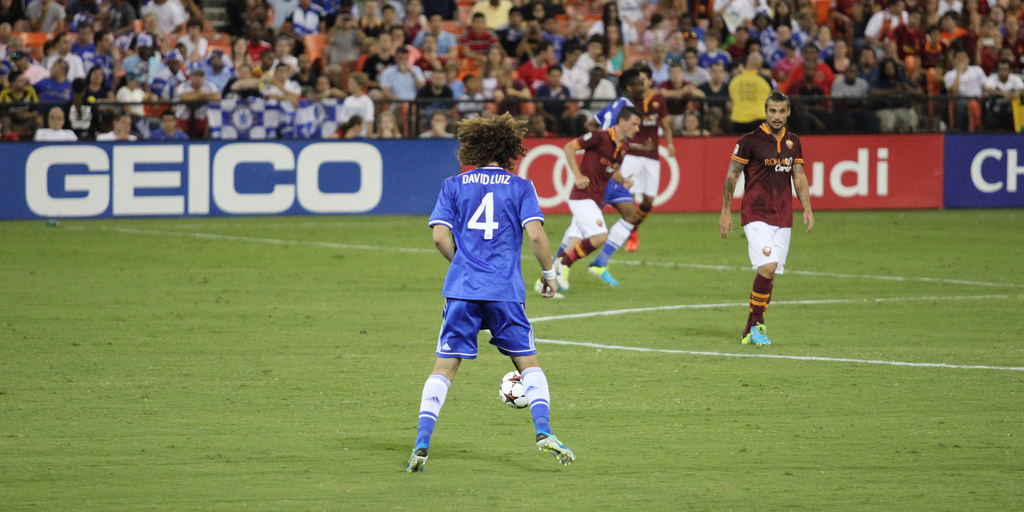David Luiz - ©thearcticblues
