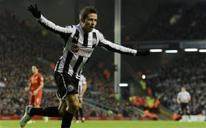 Cabaye was a revelation for Newcastle, and PSG are willing to listen to offers for the player