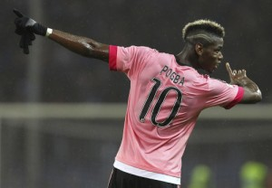 Paul Pogba is fast becoming a club legend in Turin