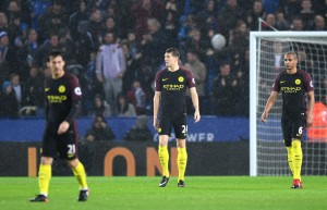 Man City have struggled defensively in the past few weeks